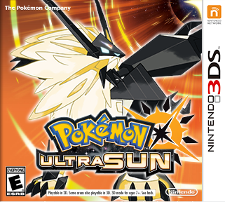 Pokemon: Ultra Sun and Ultra Moon for Nintendo 3DS - Sales, Wiki