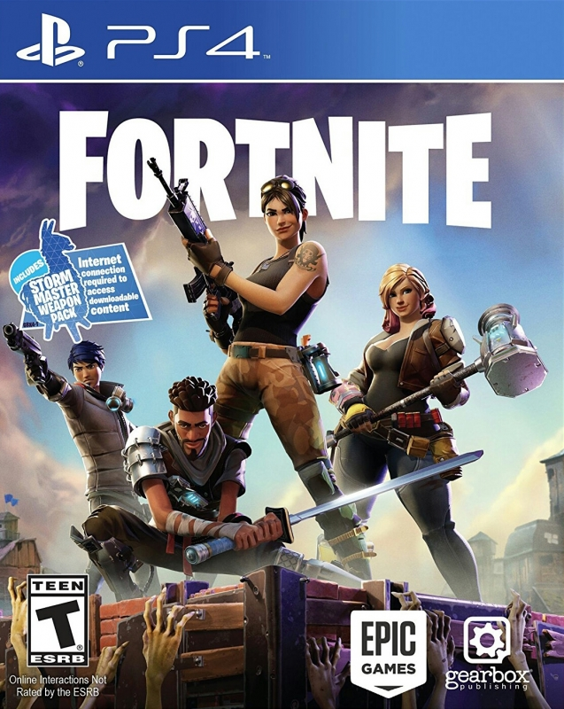 Fortnite for PS4 Walkthrough, FAQs and Guide on Gamewise.co