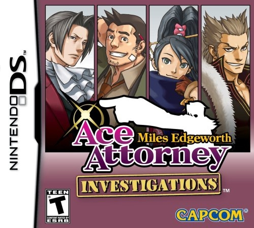 Ace Attorney Investigations: Miles Edgeworth Wiki on Gamewise.co