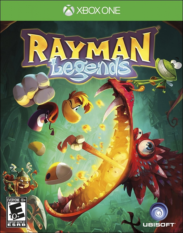 Rayman Legends for XOne Walkthrough, FAQs and Guide on Gamewise.co