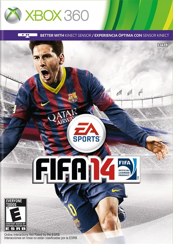 FIFA Soccer 14 for X360 Walkthrough, FAQs and Guide on Gamewise.co