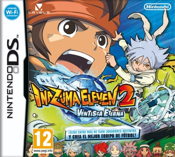 Inazuma Eleven 2: Kyoui no Shinryokusha on DS - Gamewise
