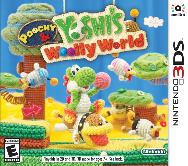 Yoshi's Woolly World [Gamewise]