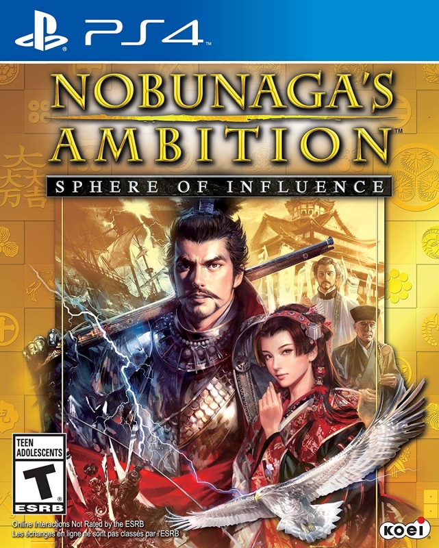 Nobunaga's Ambition: Sphere of Influence on PS4 - Gamewise