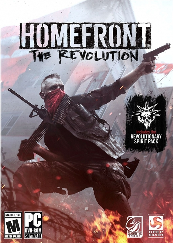 Homefront: The Revolution Wiki on Gamewise.co