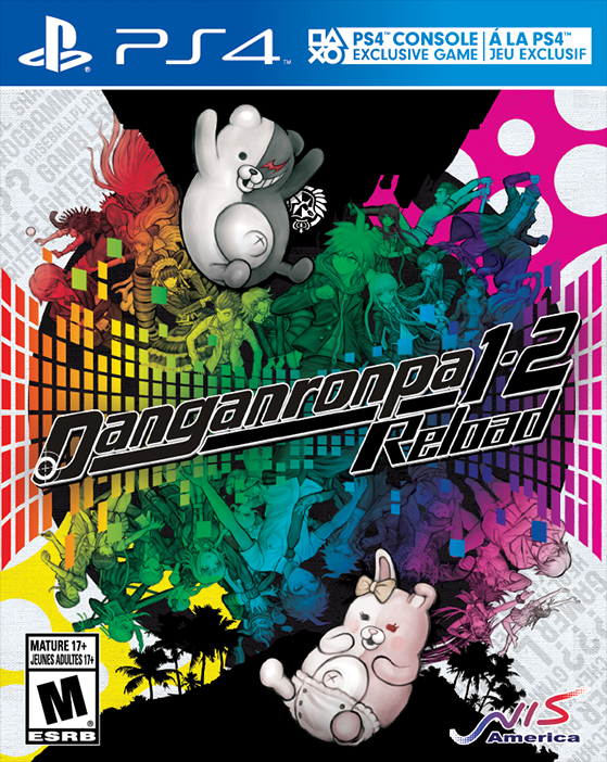 Danganronpa 1o2 Reload on PS4 - Gamewise