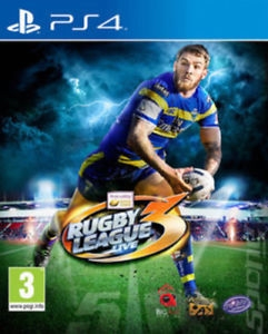 Rugby League Live 3 Wiki - Gamewise
