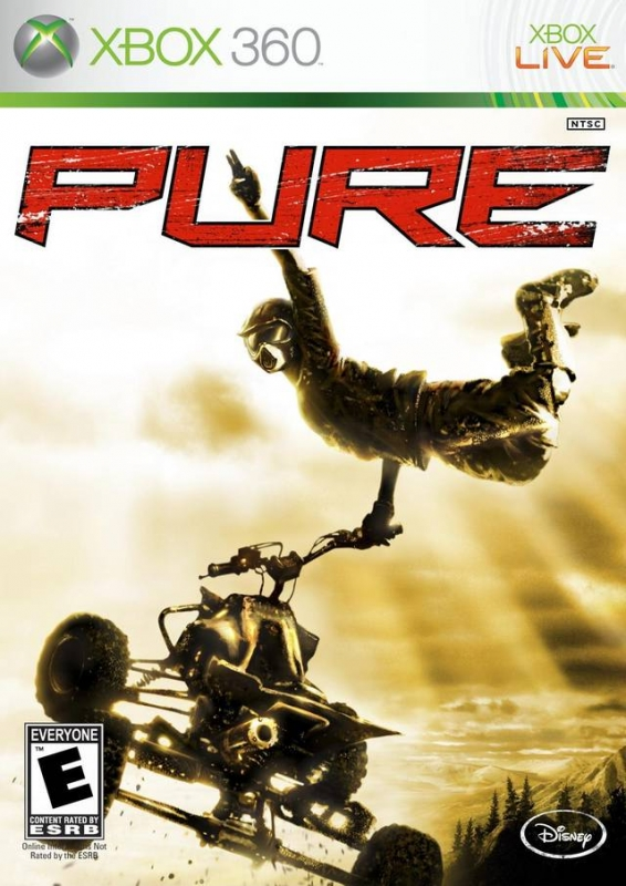 Pure on X360 - Gamewise