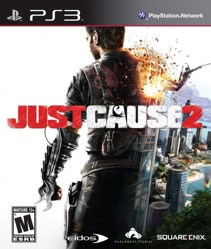 Just Cause 2 on PS3 - Gamewise
