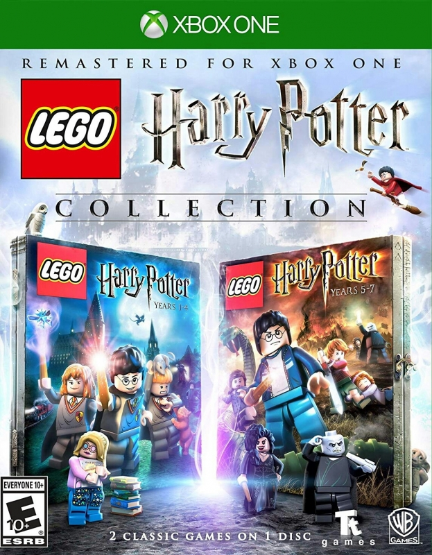 LEGO Harry Potter Collection for XOne Walkthrough, FAQs and Guide on Gamewise.co