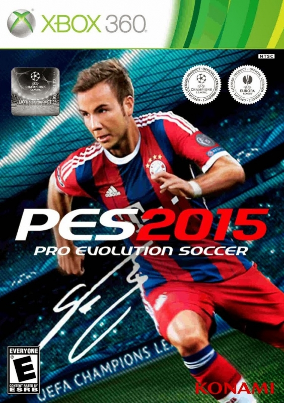 Pro Evolution Soccer 2015 on X360 - Gamewise