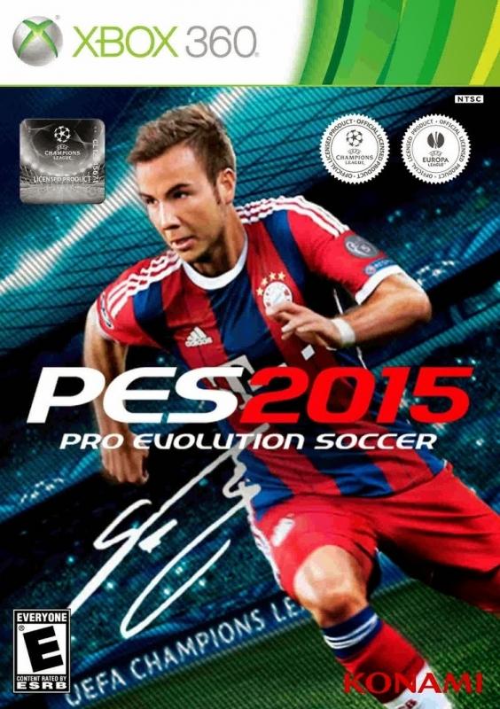 Pro Evolution Soccer 2015 on X360 - Gamewise