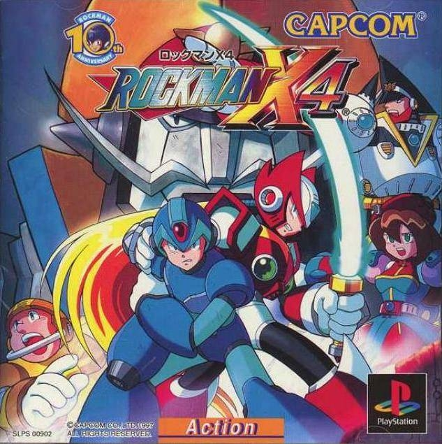 Gamewise Mega Man X4 Wiki Guide, Walkthrough and Cheats