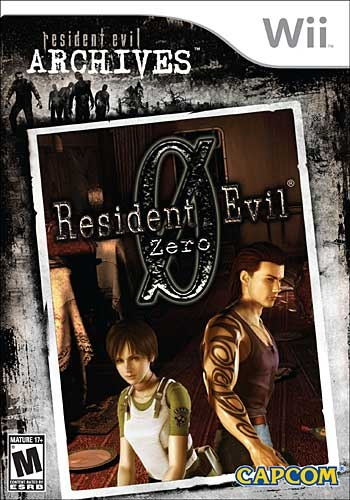 Resident Evil Archives: Resident Evil Zero for Wii Walkthrough, FAQs and Guide on Gamewise.co