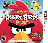 Angry Birds Trilogy on 3DS - Gamewise