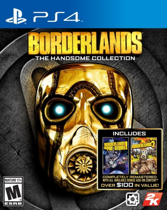 Borderlands: The Handsome Collection on PS4 - Gamewise