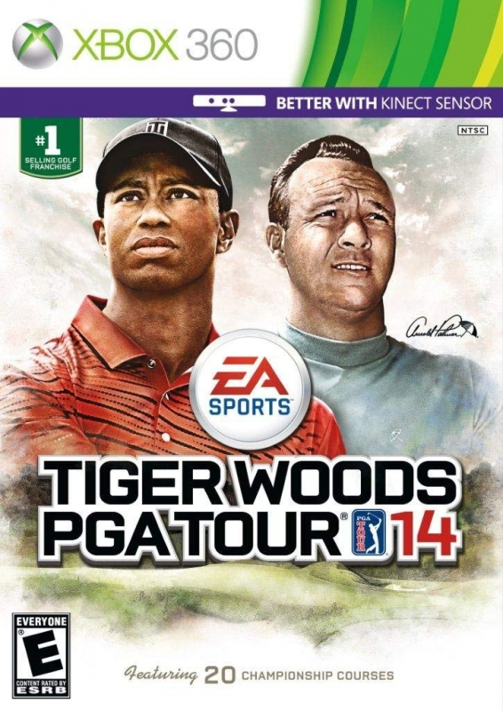 Tiger Woods PGA Tour 14: Masters Historic Edition on X360 - Gamewise