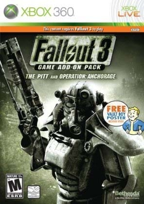 Fallout 3 Game Add-On Pack: The Pitt and Operation: Anchorage Wiki - Gamewise