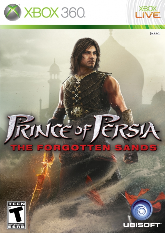 Gamewise Prince of Persia: The Forgotten Sands Wiki Guide, Walkthrough and Cheats