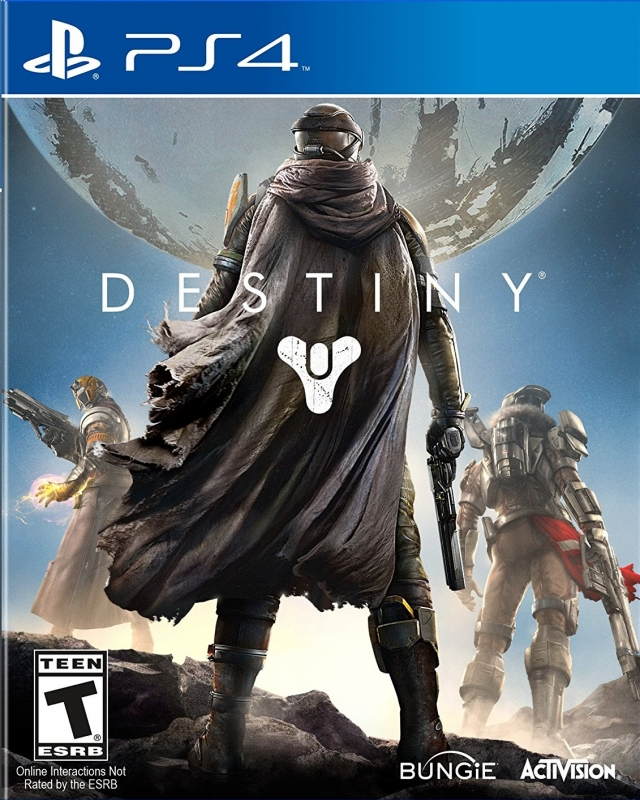 Destiny for PS4 Walkthrough, FAQs and Guide on Gamewise.co