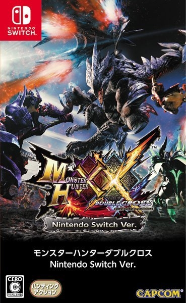 Monster Hunter Double Cross on NS - Gamewise