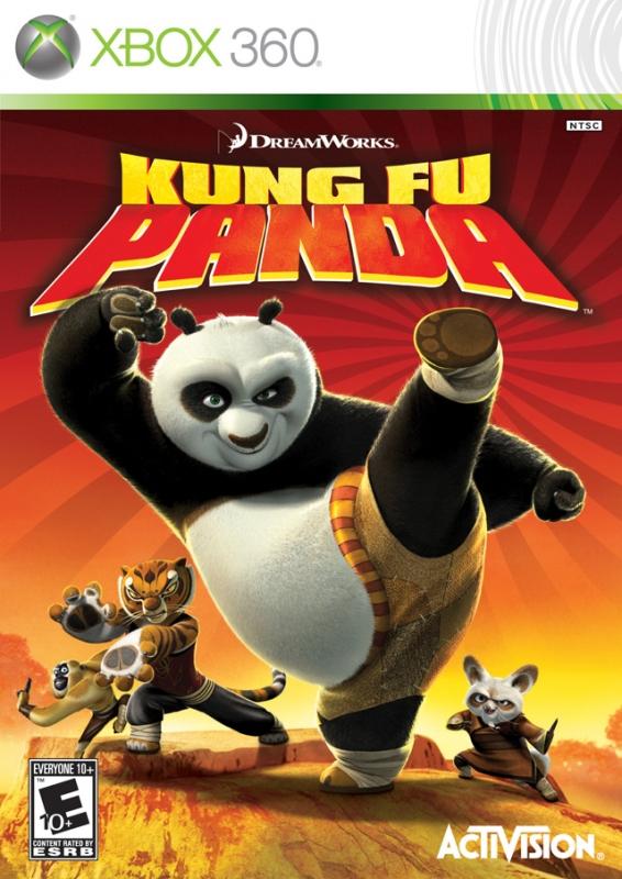 Kung Fu Panda [Gamewise]
