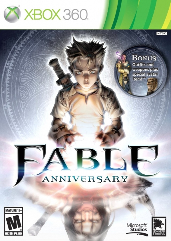 Fable Anniversary for X360 Walkthrough, FAQs and Guide on Gamewise.co