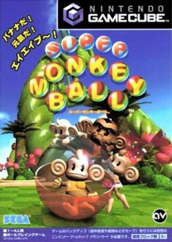 Super Monkey Ball [Gamewise]