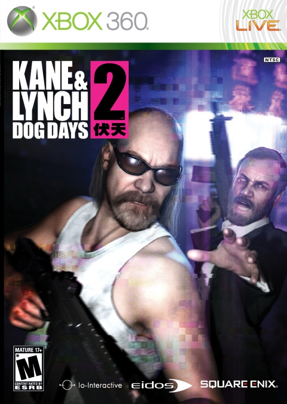 Kane & Lynch 2: Dog Days on X360 - Gamewise