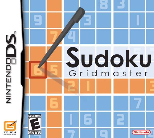 Sudoku Gridmaster for DS Walkthrough, FAQs and Guide on Gamewise.co