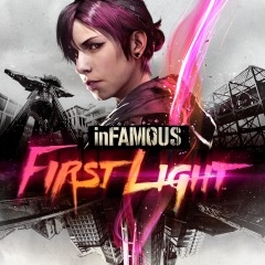 Infamous: First Light on PS4 - Gamewise