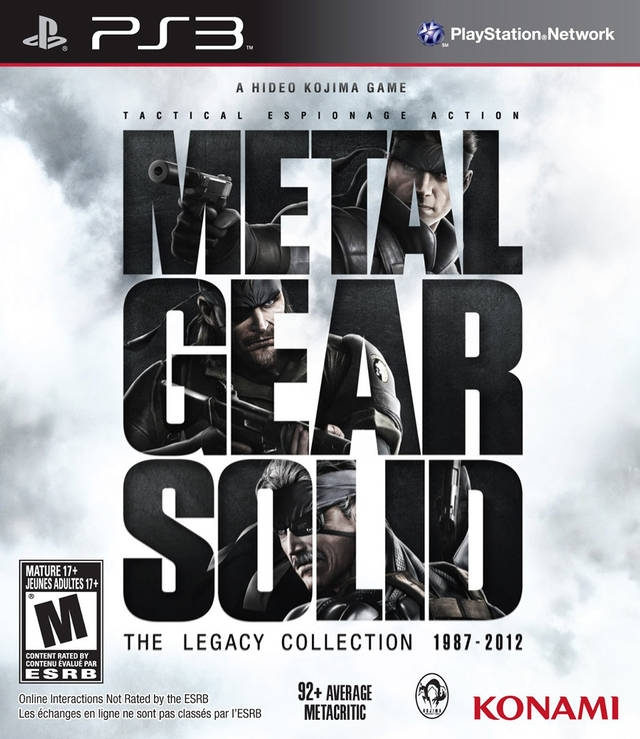 Metal Gear Solid: The Legacy Collection | Gamewise