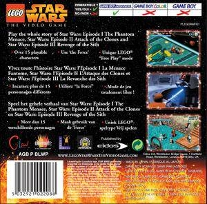 Lego Star Wars For Game Boy Advance Sales Wiki Release Dates Review Cheats Walkthrough