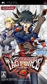 Yu-Gi-Oh! 5D's Tag Force 4 on PSP - Gamewise