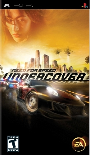 Need for Speed: Undercover on PSP - Gamewise