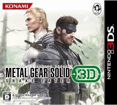 Metal Gear Solid: Snake Eater 3D Wiki on Gamewise.co