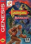 Castlevania Bloodlines Wiki on Gamewise.co