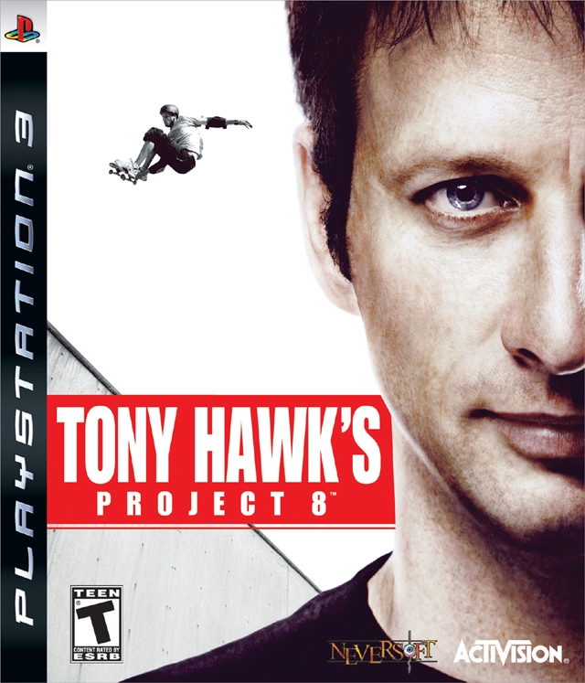 Tony Hawk's Project 8 on PS3 - Gamewise