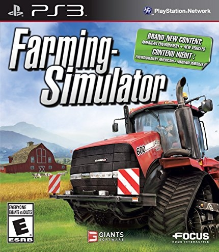 Farming Simulator 2013 for PS3 Walkthrough, FAQs and Guide on Gamewise.co