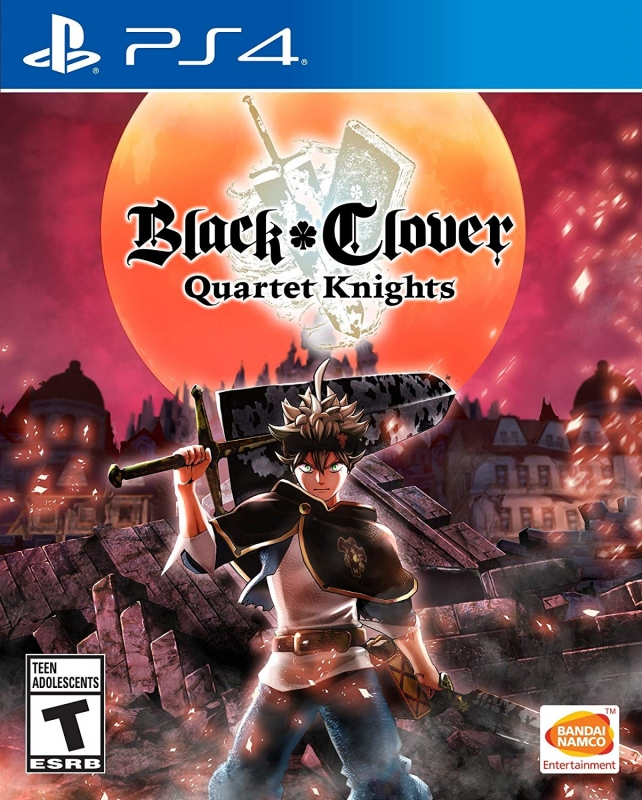 Gamewise Black Clover: Quartet Knights Wiki Guide, Walkthrough and Cheats