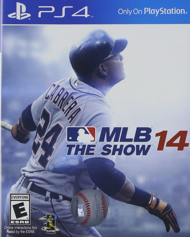 MLB 14 The Show on PS4 - Gamewise