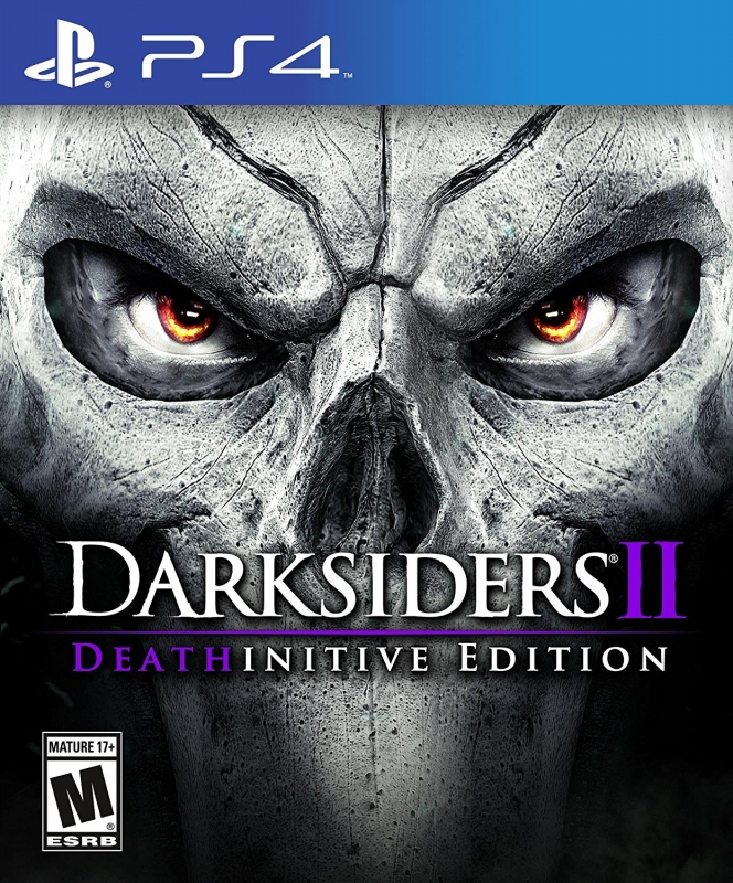Darksiders II: Deathinitive Edition [Gamewise]