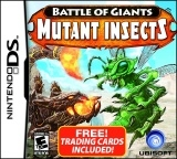Battle of Giants: Mutant Insects on DS - Gamewise