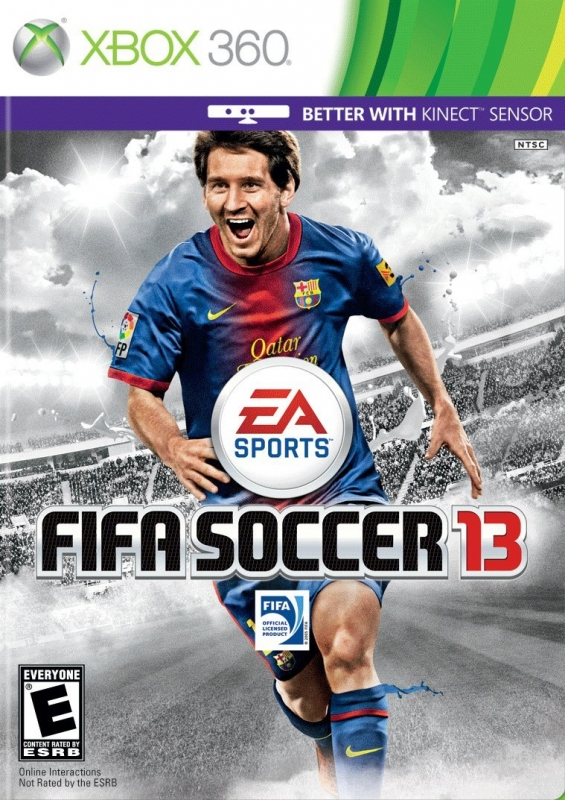 FIFA Soccer 13 on X360 - Gamewise