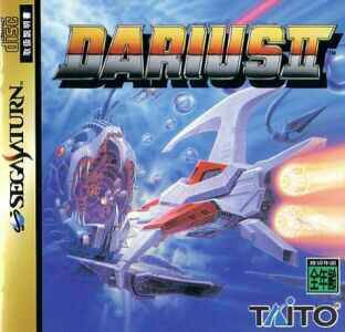 Darius II on SAT - Gamewise