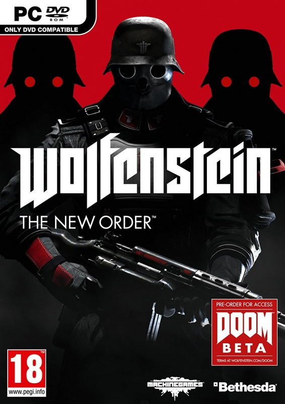 Wolfenstein: The New Order on PC - Gamewise