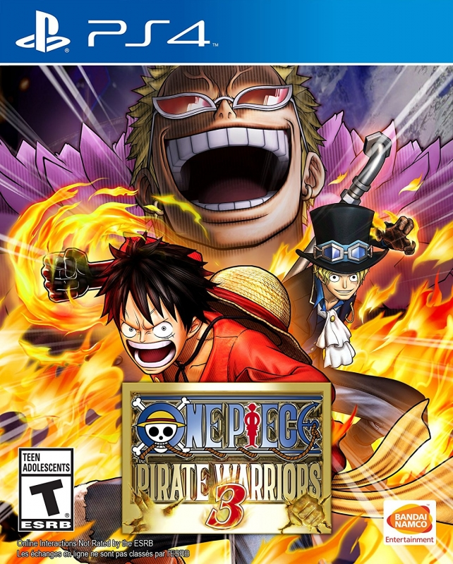 One Piece: Pirate Warriors 3 on PS4 - Gamewise