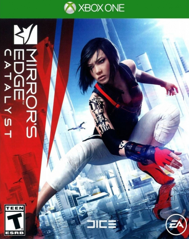 Mirror's Edge Catalyst on XOne - Gamewise