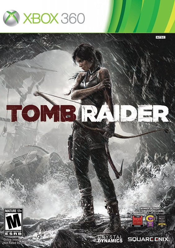 Tomb Raider on X360 - Gamewise