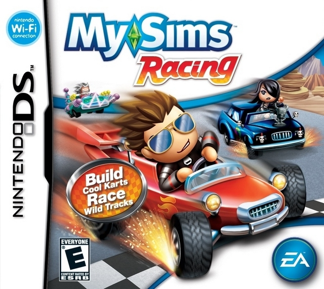 MySims Racing [Gamewise]
